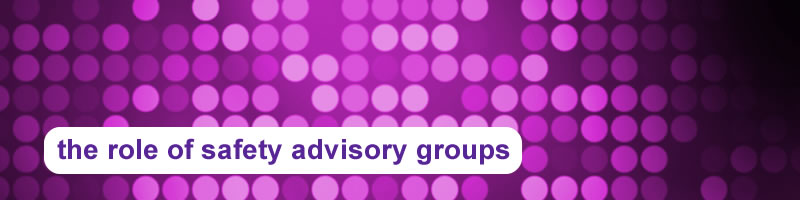22. The Role of Safety Advisory Groups